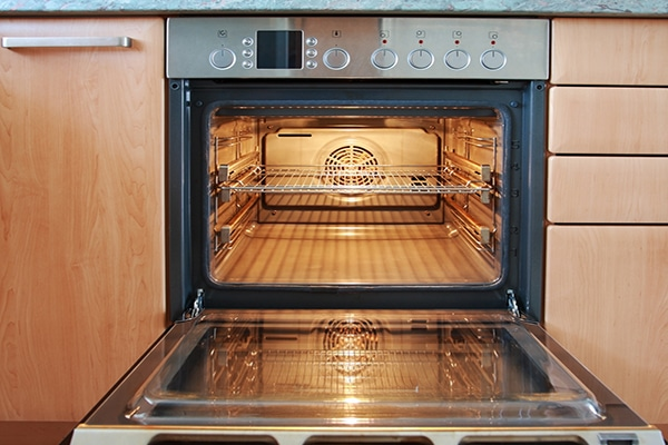 Convection Oven Repair